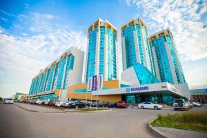 Apartment on Sarayshyq 5, Apartments  Astana - big - 11