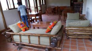Ichumbi Gorilla Lodge, Chaty v prírode  Kisoro - big - 45
