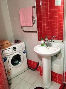 Apartment Moldagulova 5A, Apartmány  Aqtöbe - big - 3