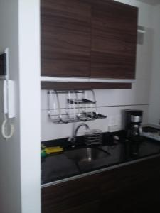 Altos de Biarritz, Apartmány  Montevideo - big - 5
