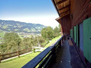Wasserfall, Ferienhäuser  Hart im Zillertal - big - 15