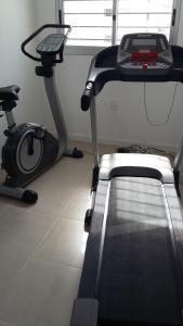 Altos de Biarritz, Apartmány  Montevideo - big - 12