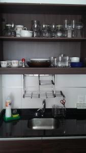 Altos de Biarritz, Apartments  Montevideo - big - 18