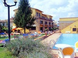 Pieve Bilo, Appartamenti  Tavarnelle in Val di Pesa - big - 14