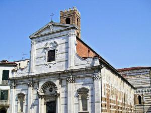 La Regina Di Lucca - Casa Artisti 1, Апартаменты  Лукка - big - 12