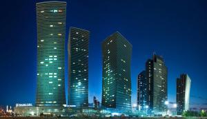 Апартаменты Северное Сияние 192, Астана