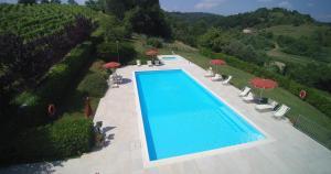 Azienda Agricola Buon Riposo, Vidiecke domy  San Giovanni a Corazzano  - big - 43