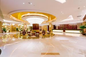 China Show Intertional Hotel, Szállodák  Kanton - big - 54