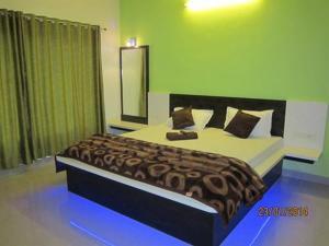 5 Bedroom Bungalow near Mahabaleshwar, Maharashtra, Villák  Mahabaleshwar - big - 15