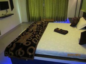 5 Bedroom Bungalow near Mahabaleshwar, Maharashtra, Villák  Mahabaleshwar - big - 10