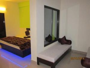 5 Bedroom Bungalow near Mahabaleshwar, Maharashtra, Villen  Mahabaleshwar - big - 9