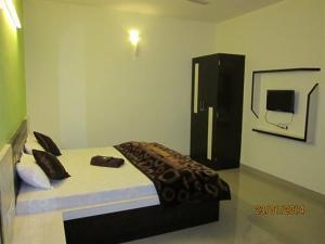 5 Bedroom Bungalow near Mahabaleshwar, Maharashtra, Villák  Mahabaleshwar - big - 19