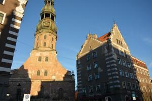 Old town apartments, Apartmanok  Riga - big - 3