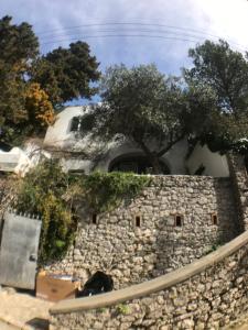 Villa Sospisio C, Villas  Capri - big - 27