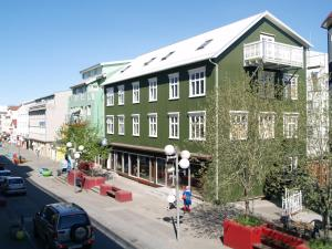 Akureyri Backpackers