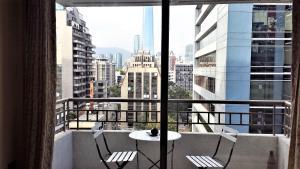 Edificio Padre Mariano, Апартаменты  Сантьяго - big - 18