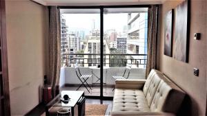 Edificio Padre Mariano, Apartments  Santiago - big - 9