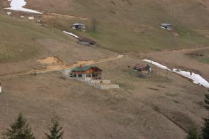 Azra Dağ Evi̇, Horské chaty  Güzelce - big - 42