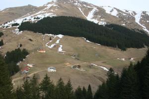 Azra Dağ Evi̇, Horské chaty  Güzelce - big - 43