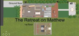 The Retreat on Matthew, Prázdninové domy  Batemans Bay - big - 22