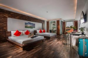 Angkor Elysium Suite, Hotels  Siem Reap - big - 7