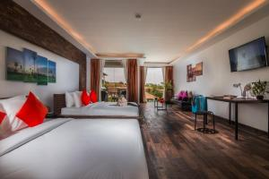 Angkor Elysium Suite, Hotels  Siem Reap - big - 4