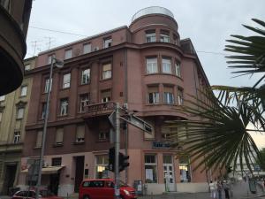 Apartman Lorenzo, Apartmány  Záhřeb - big - 28