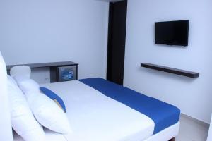Apartotel Eslait, Aparthotels  Barranquilla - big - 7