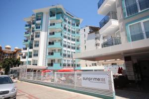 Аланья - Sunprime Alanya Beach Hotel - Adult Only + 16