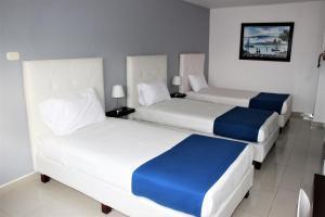 Apartotel Eslait, Aparthotels  Barranquilla - big - 14