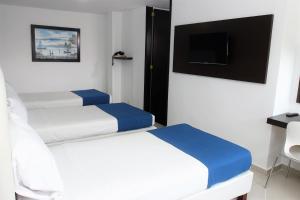 Apartotel Eslait, Aparthotels  Barranquilla - big - 15