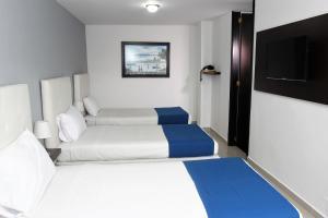 Apartotel Eslait, Aparthotels  Barranquilla - big - 16