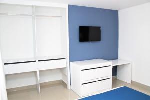 Apartotel Eslait, Aparthotels  Barranquilla - big - 21