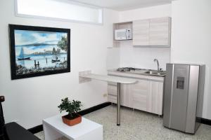 Apartotel Eslait, Aparthotels  Barranquilla - big - 25