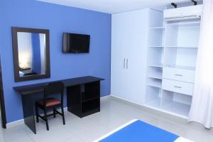 Apartotel Eslait, Aparthotels  Barranquilla - big - 29
