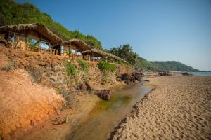 Blue Lagoon Resort Goa, Rezorty  Cola - big - 63