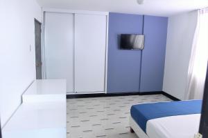 Apartotel Eslait, Aparthotels  Barranquilla - big - 41