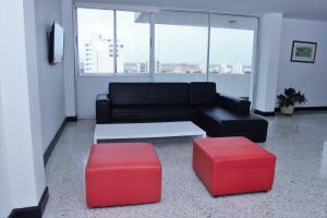 Apartotel Eslait, Aparthotels  Barranquilla - big - 43