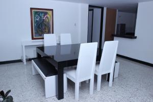 Apartotel Eslait, Aparthotels  Barranquilla - big - 44