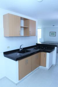 Apartotel Eslait, Aparthotels  Barranquilla - big - 47