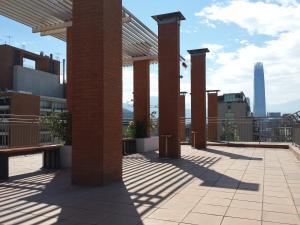Edificio Padre Mariano, Апартаменты  Сантьяго - big - 2