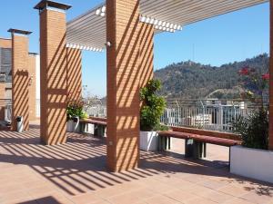 Edificio Padre Mariano, Апартаменты  Сантьяго - big - 5