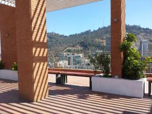 Edificio Padre Mariano, Апартаменты  Сантьяго - big - 16