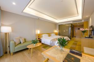 China Show Intertional Hotel, Szállodák  Kanton - big - 8