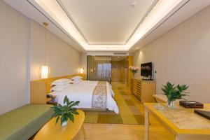China Show Intertional Hotel, Szállodák  Kanton - big - 21