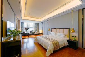 China Show Intertional Hotel, Szállodák  Kanton - big - 24