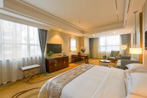 China Show Intertional Hotel, Szállodák  Kanton - big - 23