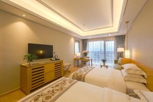 China Show Intertional Hotel, Szállodák  Kanton - big - 18