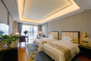 China Show Intertional Hotel, Szállodák  Kanton - big - 17