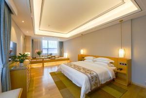 China Show Intertional Hotel, Szállodák  Kanton - big - 14